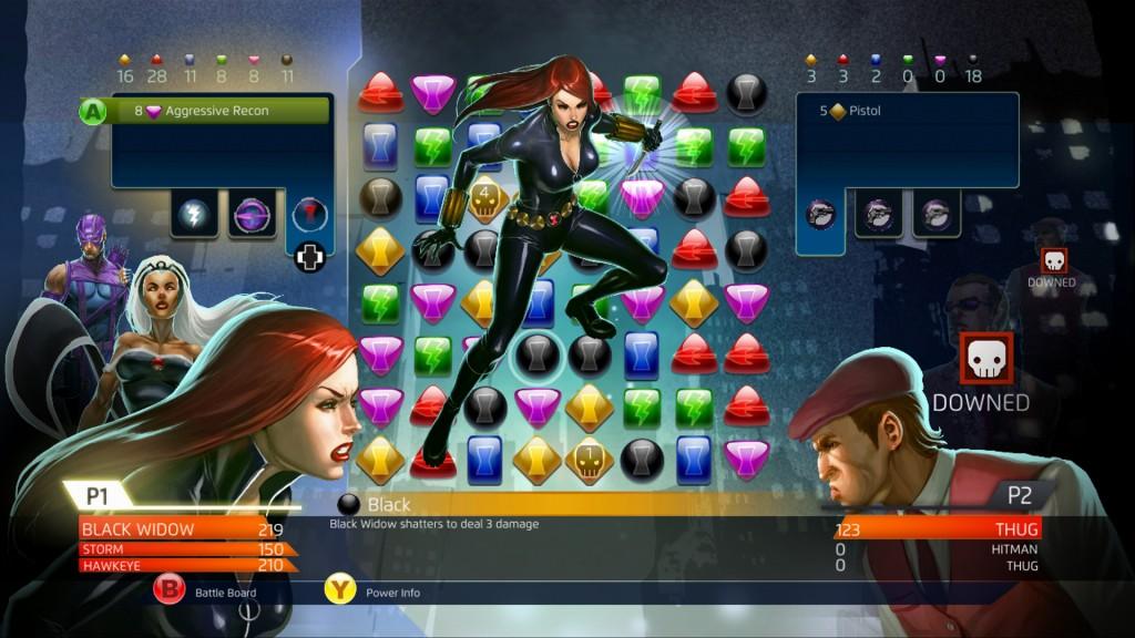 Marvel Puzzle Quest_Xbox_Black Widow_Ability