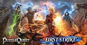 MTGPQ First Strike