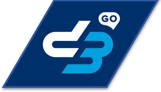 D3Go logo