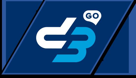 D3Go logo