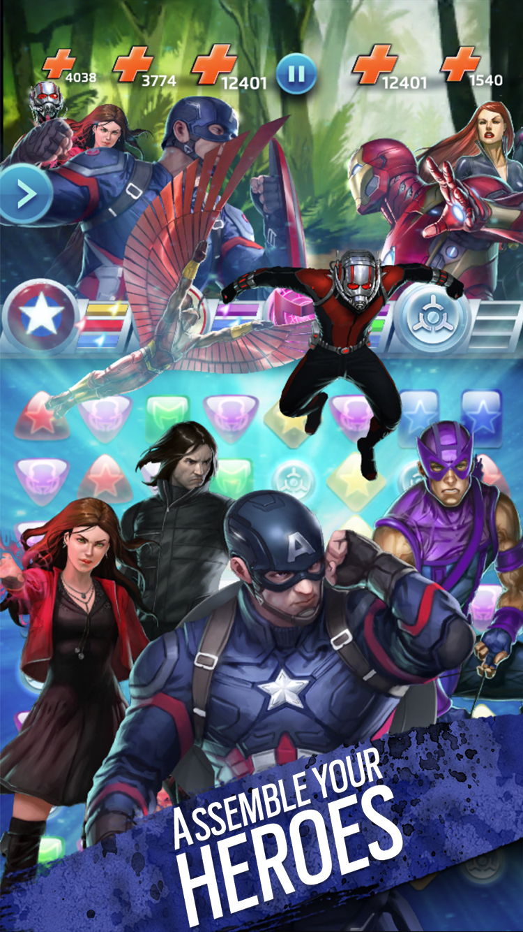 "marvel puzzle quest matchmaking Try out the new feature beginning april 10 want more firepower for your favorite ""marvel puzzle quest"" crew then you'll love their newest feature: supports an awesome new addition to ""marvel puzzle quest,"" players can equip these items and get nice little bonuses to help bring the pain."